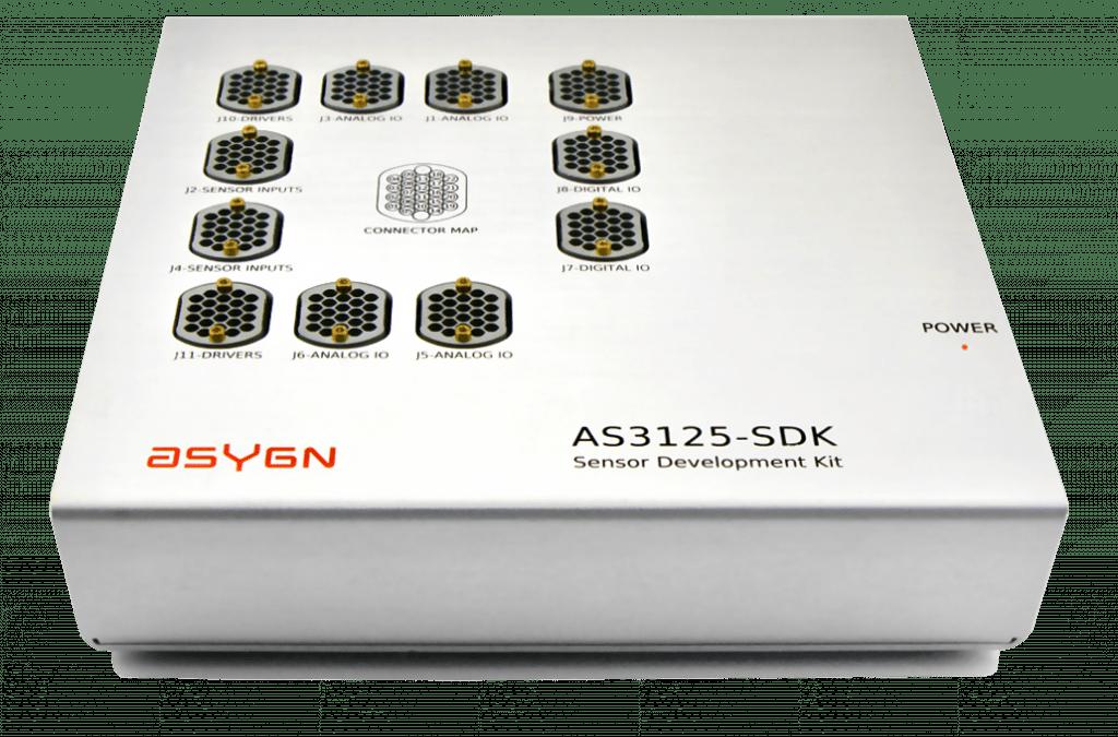 AS3125-SDK - Sensorial Development Kit | Asygn