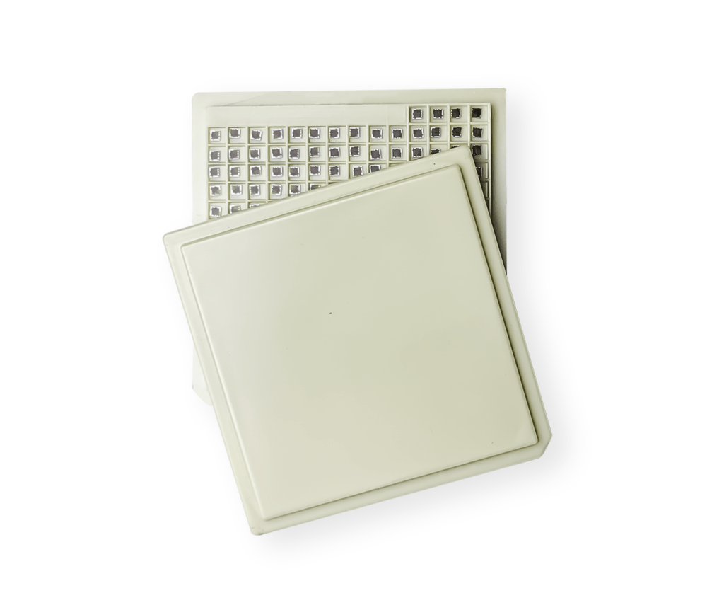 IC eval kit includes 100x fully tested bare dies for wirebonding or bumped in waffle pack. Component datasheet upon NDA.