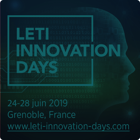 Asygn at Leti Innovation Days - Minatec Grenoble.
